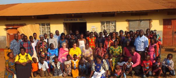 Kyema Mustard Seed annual meeting
